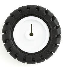 3PI miniQ Car <b>wheel</b> Tyre 42mm <b>N20</b> DC <b>Gear Motor Wheel</b> - Robu ...