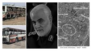Who Was the Vicious Criminal Qassem Soleimani - NCRI