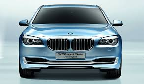 BMW 7-Series ActiveHybrid Front