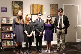 morristown high school junior among those honored by mpac jessica bach jacqueline benson matthew faber julia rock torcivia and paul ward credits mpac morristown nj morristown high school junior