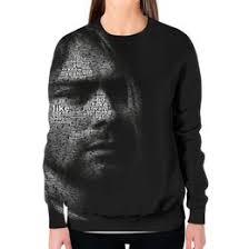 Толстовки, кружки, чехлы, футболки с принтом kurt <b>cobain</b>, а ...