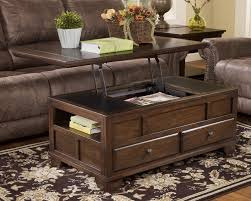 room vintage chest coffee table:  dark wood coffee table chest with sliding top