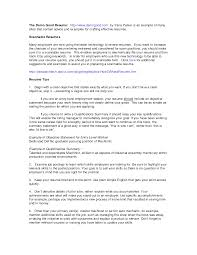 summary for resume examples com summary examples for resume summary resume samples
