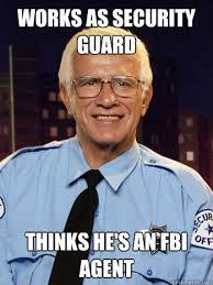 Three Vice Principals not enough? Hire three security guards ... via Relatably.com