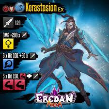 Eredan Arena - #Dragon #<b>Sword</b> #Magic <b>Greetings</b>, great ...