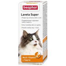 Жидкие витамины Beaphar Laveta Super for cats для ... - ROZETKA