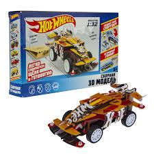 "<b>Сборная модель Hot Wheels</b> ""Winning Formula"" (пласт, в компл. 1 ..."