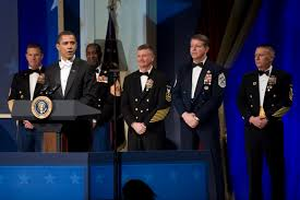 u s department of defense photo essay surrounded by by each service s senior enlisted advisor president barack obama addresses the audience at
