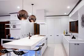 kitchen lighting large size sleek white kitchen design round pendant lamp light filled modern kitchens cabinet lighting modern kitchen