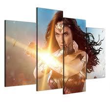 Wonder Women,Home Decor <b>HD Printed Modern</b> Art Painting On ...