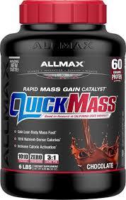 AllMax <b>QuickMass Rapid Mass Gain</b> Catalyst 6 lbs – The ...