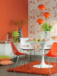 Orange Dining Room Chairs Vicky Chair Orange Vicky Chairs Orange Vicky Chair Orange Swivel