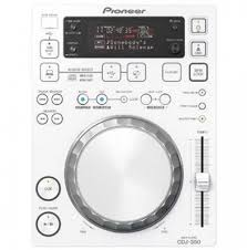 Плеер <b>Pioneer</b> CDJ-350-W <b>DJ CD</b>/MP3, Пионер в Москве ...