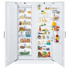 Купить <b>Встраиваемый холодильник</b> side-by-side <b>Liebherr SBS</b> ...