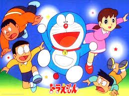 Obrolan Nobita dan Doraemon Kalo Lagi Break Syuting