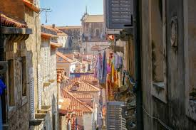 Some Croatian Towns Banning <b>Drying Laundry</b> on <b>Balconies</b>?
