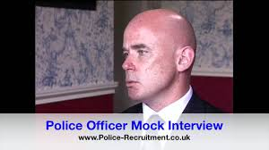 police officer mock interview