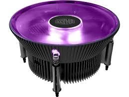 <b>Cooler Master i71C</b> RGB for Intel <b>CPU</b> Air Cooler MF120 Fan ...