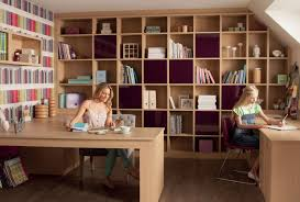 home office furniture for two people amusing design home office bedroom combination