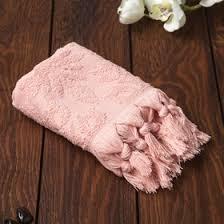 <b>Полотенце махровое BAHAR</b>, 50х90 см, цвет пудра (4194507 ...