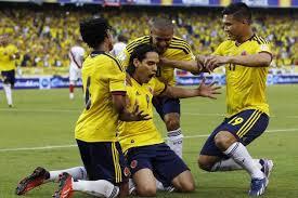 Betting Bola - Kolombia Sempurna dan Percaya Diri