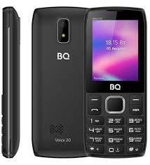 Купить Мобильный <b>телефон BQ</b> Voice <b>2400L</b>, черный/серый в ...