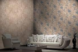 Pareti Interne Color Nocciola : Parato glitterato collezione trussardi wall decor stampa floreale