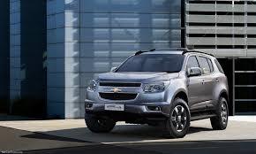 Chevrolet назвал стоимость Trailblazer :: Autonews