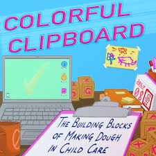 Colorful Clipboard