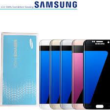 NEW ORIGINAL SUPER AMOLED 5.5'' LCD for SAMSUNG Galaxy ...