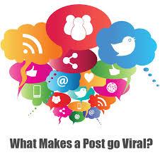 Virality on posts