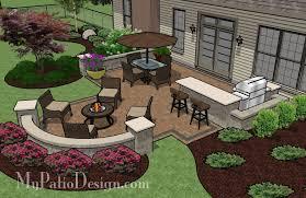 patio ideas backyard garden