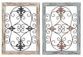 iron wall decor u love: wood and metal wall decor makipera