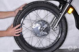 honda cb250 nighthawk cyclepedia online motorcycle repair manual honda cb250 nighthawk front wheel removal installation