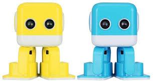 Купить интеллектуальный танцующий <b>робот WL Toys</b> Cubee F9 ...
