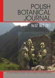 Isatis Armena (Brassicaceae), New For Flora Palaestina in: Polish ...