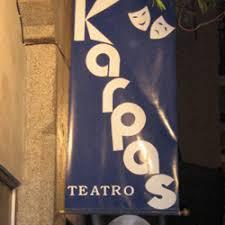 Resultado de imagen de TEATRO KARPAS, MADRID