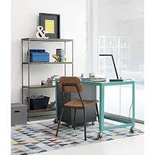 desks aqua and office furniture on pinterest cb2 office