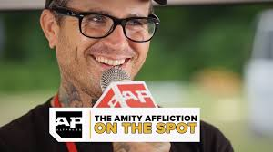 The <b>Amity Affliction</b> on hating covers, why '<b>Misery</b>' was the next step