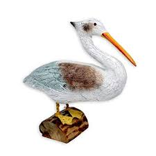 ZJHJH <b>Nordic Simple</b> Seabird Ornaments Creative <b>Wooden</b> Crafts ...