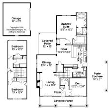 Markham House Plan featured on BYOH COM Blog   Associated DesignsTotal Living Area  square feet  st Floor  square feet  nd Floor  square feet  Garage  square feet  Plan Width        quot