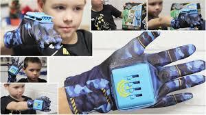 <b>Перчатка бластер Glove Blaster</b> - Такого еще не было в мире ...