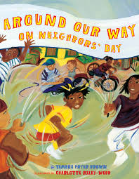 Image result for images of around our way on neighbors day