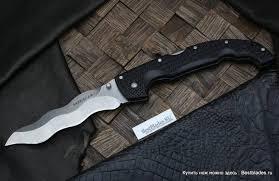Купить <b>Нож Cold Steel</b> Kris <b>Voyager</b> 29AXW за 10 670 руб. + ...
