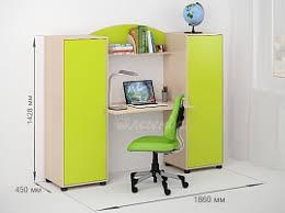 <b>Детские гарнитуры</b> | Купить в Москве мебель в комнату девочек и ...