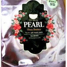Отзывы о <b>Гидрогелевая маска Koelf</b> Pearl с маслом Ши