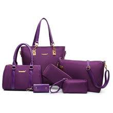 Best value Nylon <b>Woman</b> Tote Bag Leather Brand – Great deals on ...
