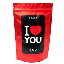<b>Чай</b> EcoGo «I <b>love you</b>» 90 г от магазина Штуки | Shtuki.ua - Штуки ...