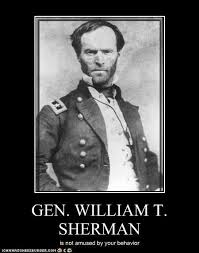 William tecumseh Sherman on Pinterest | Atlanta, Memoirs and War via Relatably.com