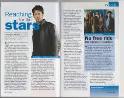 interview joe flanigan info journal
